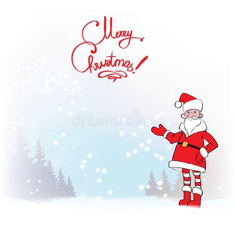 santa card template santa claus template greeting card