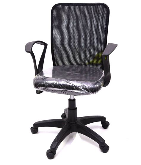 Plastic Chairs Price by Indian Black Metal And Plastic Modern Office Chairs