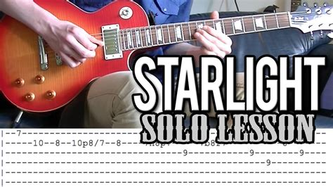 by the sword by slash solo lesson with tabs guns n rosesguns n slash starlight solo guitar lesson with tabs youtube