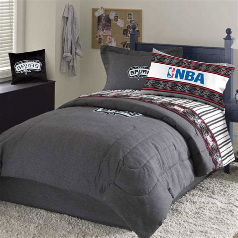 denim comforter set full san antonio spurs team denim full comforter sheet set