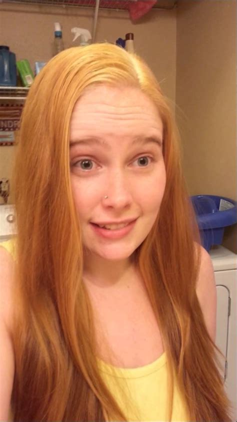 straw blond haircolouring dark brown to strawberry blonde youtube