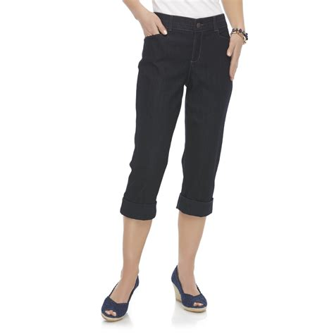 Comfort Waist Capris by Smith S Comfort Waist Capris Clothing S Clothing S