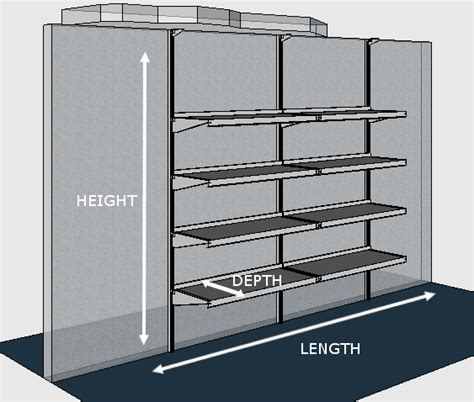 Wall Mounted Shelf Systems by Wall Mounted Garment Rack By E Z Shelving Systems
