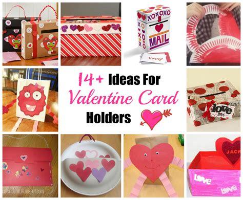 valentines card holder card holder ideas celebrating holidays