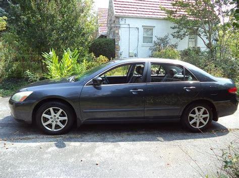 fabulous 2003 honda accord sdn ex auto v6 clean from usa
