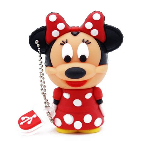 Botol Mini Mickey Mouse free shipping lovely mini mouse mickey and minnie usb