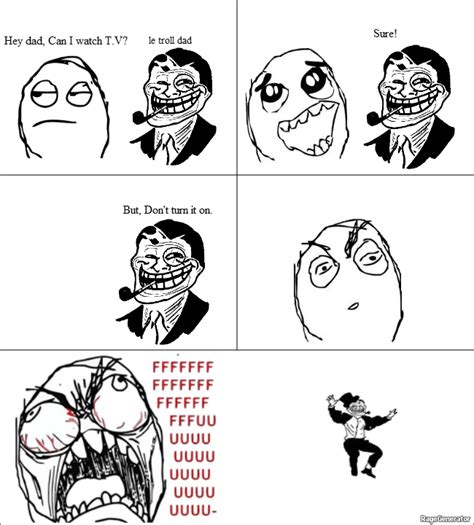 troll face ics cereal guy memes