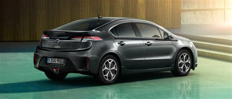 Opel Volt by Opel Era To Be Discontinued When Next Chevy Volt