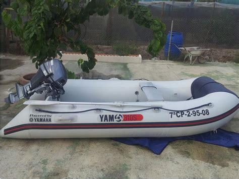 yamaha inflatable boats yamaha in castell 243 n inflatable boats used 49575 inautia