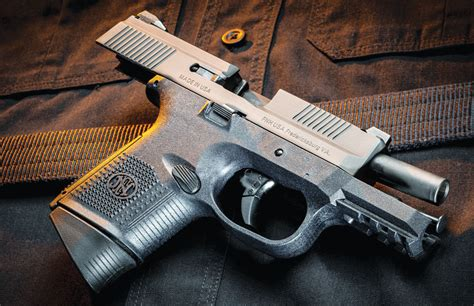 compact reviews fns 9 compact review gun digest