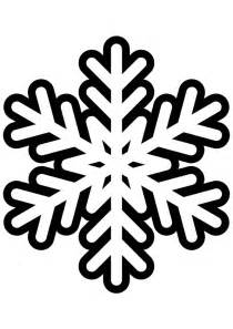 pictures of snowflakes to print free coloring pages on