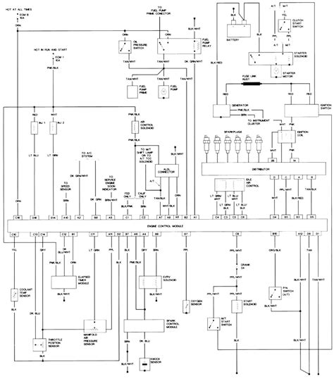 1988 chevy silverado wiring diagram 35 wiring diagram