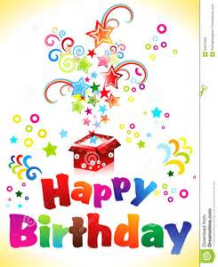 abstract birthday card with text stock photos image 22874563