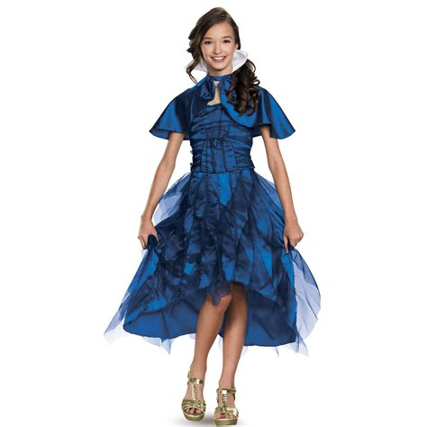 Evie The by Disneys Descendants Deluxe Evie Coronation Costume For