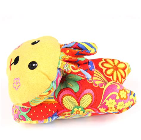 Handmade Fabric Toys - free shipping unique handmade fabric decoration mouse pad