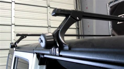 Gutter Roof Rack by 2013 Jeep Wrangle Unlimited With Thule 300 Gutter Foot