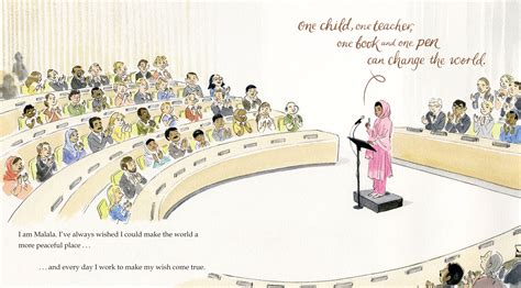 magic pencil childrens book 5 empowering messages from malala s magic pencil