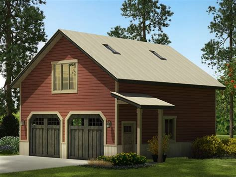 garage with loft garage plans with loft country style 2 car garage plan