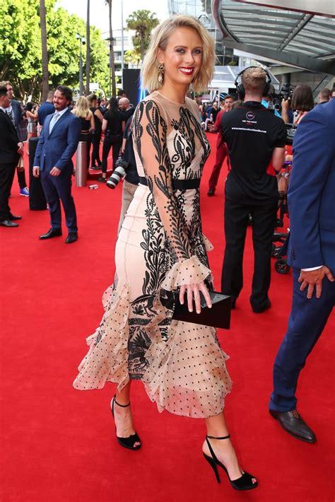 aria awards red carpet dresses  popsugar fashion australia