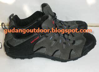 Sepatu Merk Wolfskin gudang outdoor sepatu karrimor