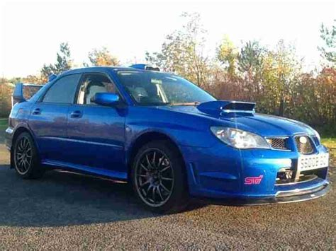 subaru hawkeye for sale subaru impreza 2 5 turbo hawkeye wide track 2006 andy carr