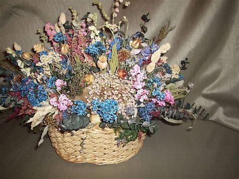 composizioni floreali fiori secchi composizioni fiori secchi composizione di fiori finti