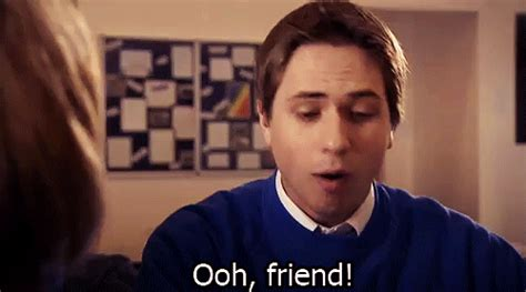 Inbetweeners Friend Meme - inbetweeners simon football friend jay xclusive touch