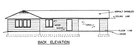 split plan alberta back split house plans