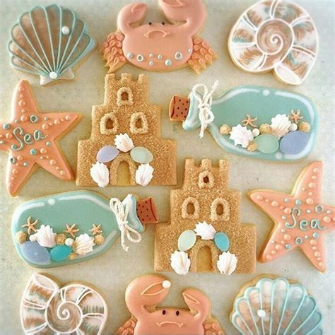 Summer Decorated Cookies by 268 Best Images About Summer Themed Cookies On