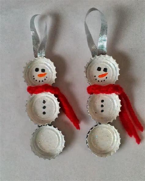 easy ornaments craft decoraci 243 n navide 241 a con materiales reciclados 2017