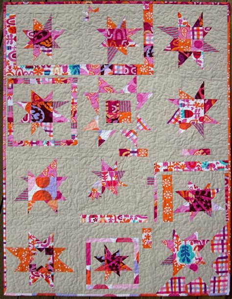 Wonky Quilt by Wonky Quilt By Fibers Color Quilts