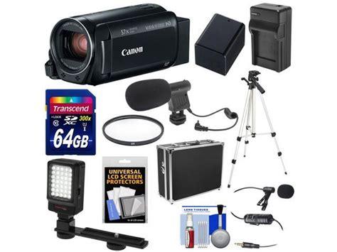 canon vixia hf  p hd video camera camcorder black