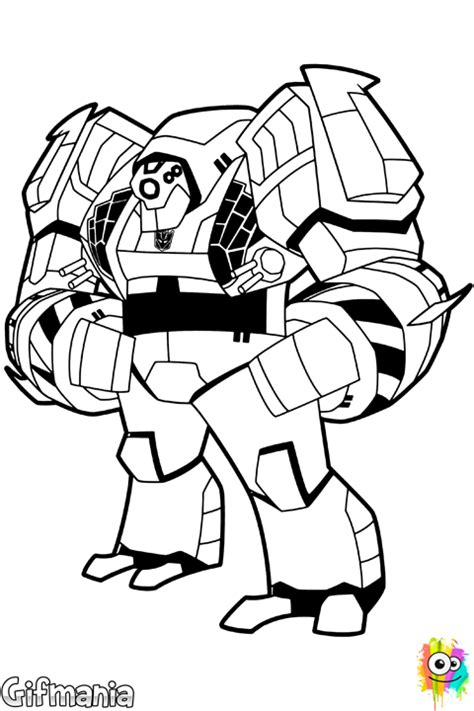 transformers animated coloring pages lugnut coloring page