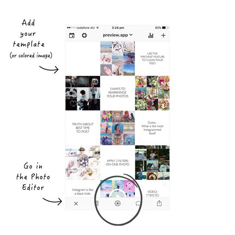 post template how to make templates for instagram posts 3 ways