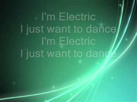 electric lyrics melody club i m electric lyrics