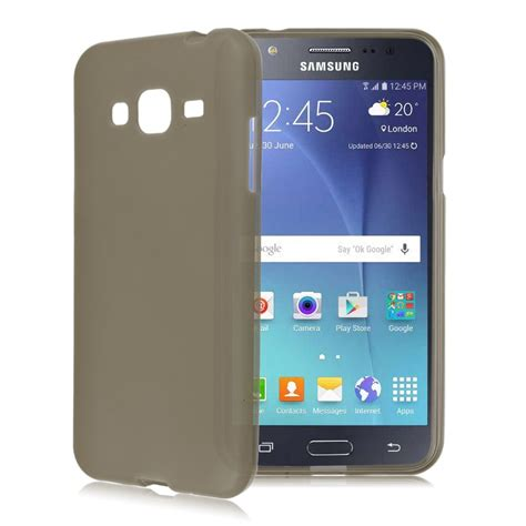 Samsung J2 J3 Exclusive Pudding Matte Tpu Gel Cover For Samsung