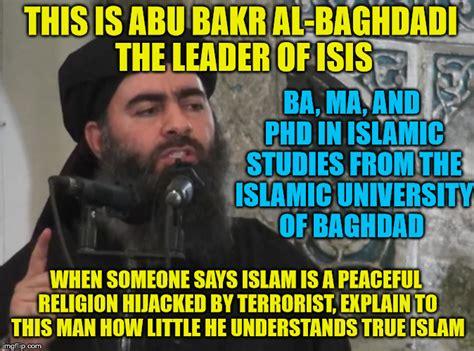 Radical Islam Meme - image tagged in isis radical islam islamic state terrorism