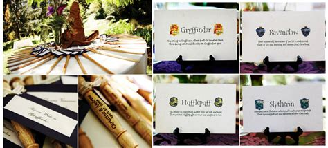 free harry potter place card template harry potter and the elaborate wizard wedding 123print