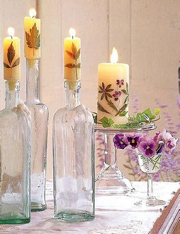 decorazione candele decorazioni natalizie decorare le candele