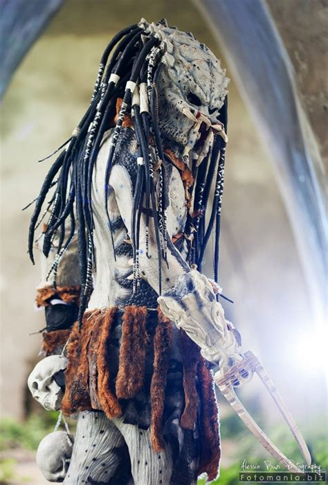 Get Your Own Predator Costume by Primitive Predator Costume Get To The Cave Technabob