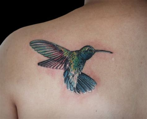 hummingbird tattoos for men ideas and inspiration for guys