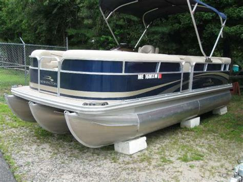 used pontoon boats for sale in standish maine united - Bennington Pontoon Boats For Sale Near Me