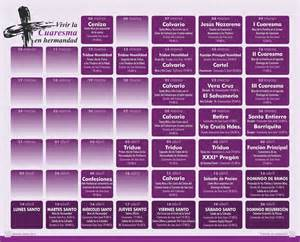 Calendario Cuaresma 2015 Ayuntamiento De De Andaluc 237 A Calendario Periodo
