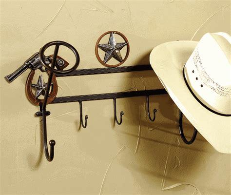 How To Make A Cowboy Hat Rack by Cowboy Hat Racks Pistol Cowboy Hat Rack Lone