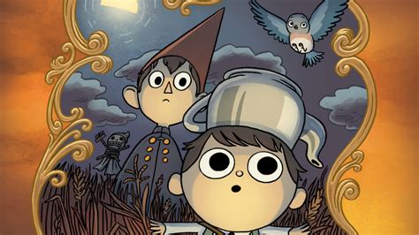 Exclusive Patrick Mchale Talks Bringing Over The Garden The Garden Wall Mchale