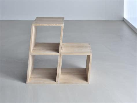 librerie a pisa libreria in legno massello pisa vitamin design
