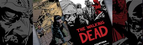 the walking dead book 14 the walking dead issue 172 book 14 covers revealed