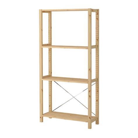 ivar 1 section shelves ikea