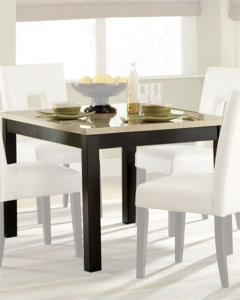 homelegance 3270 48 archstone faux dining table archstone by homelegance el 3270 48