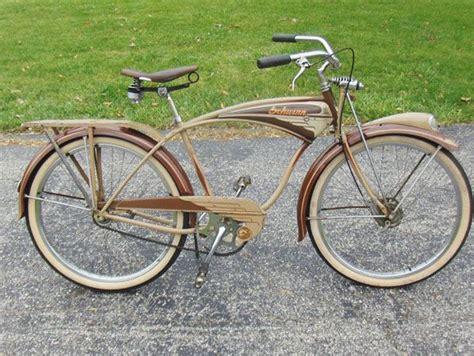 vintage schwinn 1949 the colors 2 wheels of class